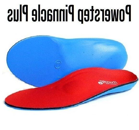 pinnacle plus arch support insole