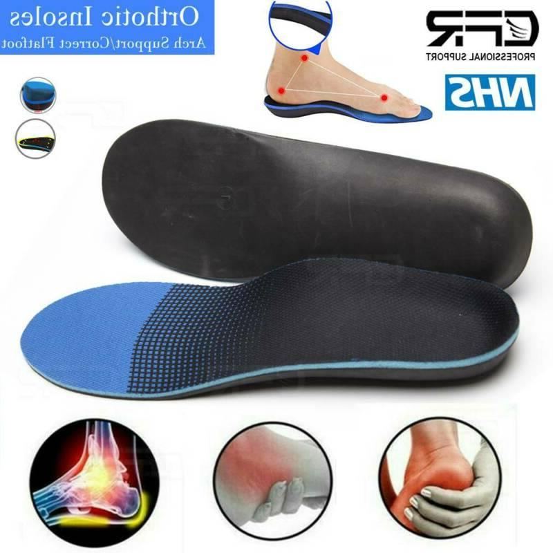 plantar fasciitis arch support insoles shoe inserts