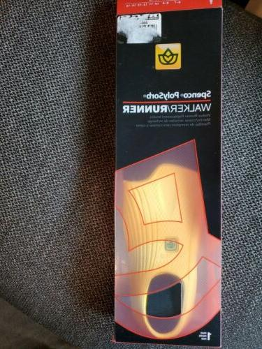 polysorb walker runner athletic insole