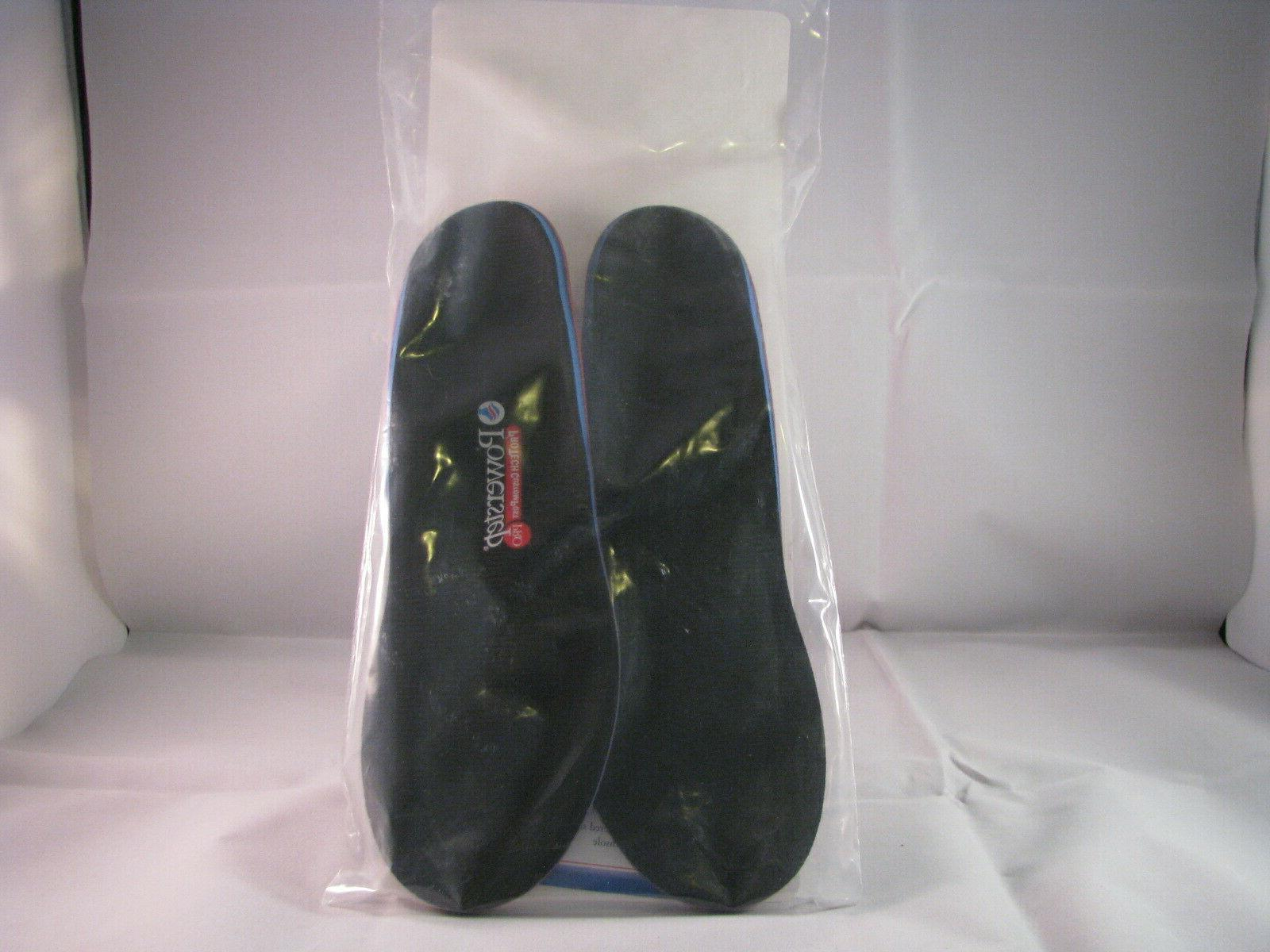Powerstep Length Shoe Inserts M:5 - 1/2,