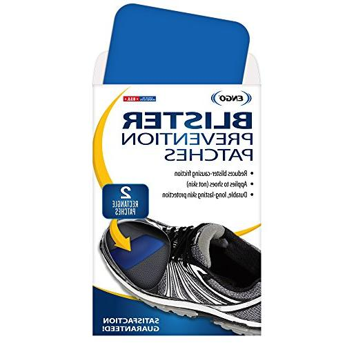 rectangle blister prevention patches 2