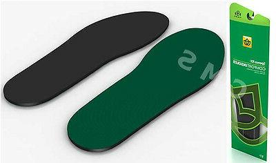 rx comfort full length replacement insoles foot