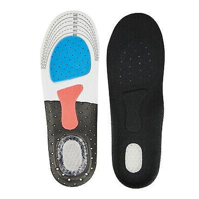 RX Insoles Pain Relieving Gel Absorbing Shoe