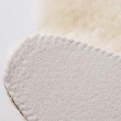 Hee Wool Warm Thick Fur Shoes Women and Men