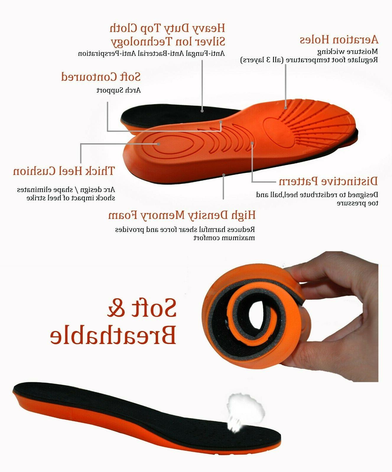 Shoe for Memory Relieve & Heel Pain
