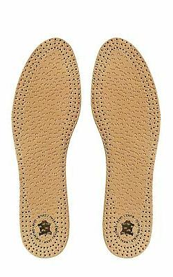 Shoe Insoles Inserts Premium Pecari Leather For Shoes Boots