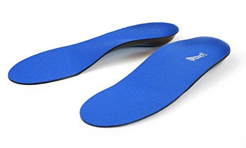 Powerstep Slim Tech Insoles Men's 9-10.5 / Women's 7-8.5 B2