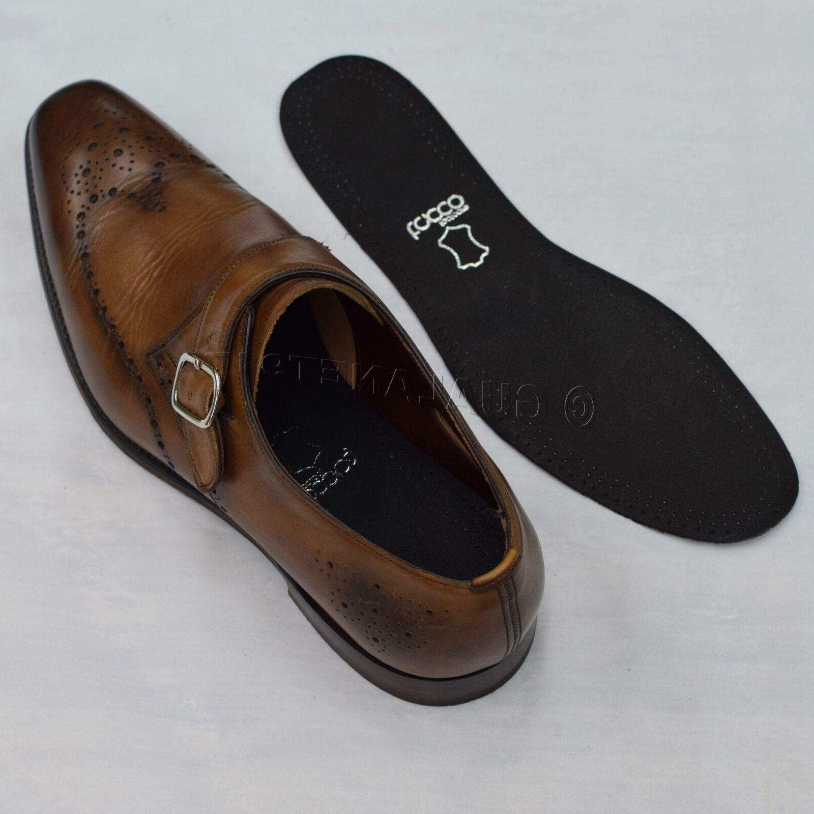 Taco Leather Tan Inserts -