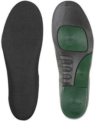 tactical insoles foot arch support comfort boots