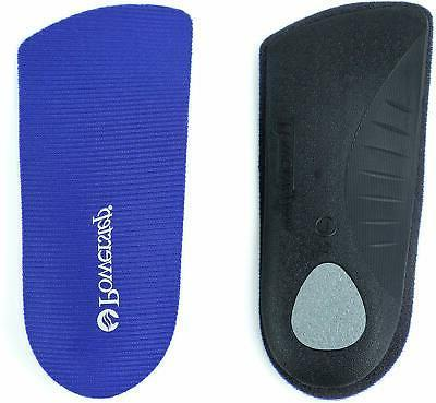 thin arch support shoe orthotic inserts blue