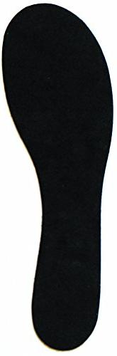Summer Soles Ultra Absorbent Insoles, Black, 3 pr