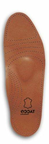 women 694 deluxe orthotic arch support leather