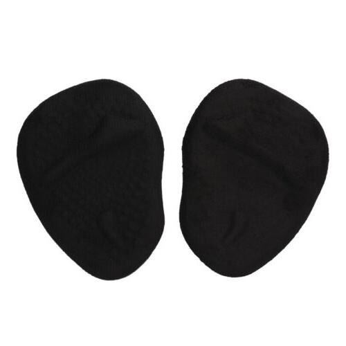 4 Pairs Women Forefoot Shoe Pads Sponge Foot Cushions Insoles