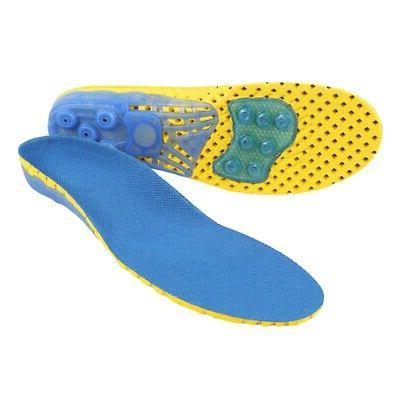 Women Orthotic Gel Insert Shoe Pad Arch Support