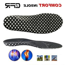 Magnetic Orthotic Insoles Insert Shoe Pad Arch Support Cushi