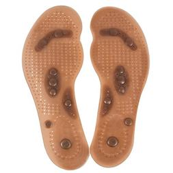 Enshey Magnetic Stone Deoderizing Therapy Shoe Insoles Can B
