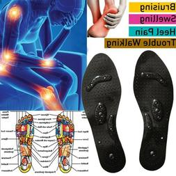 Massage Health Care Magnetic Therapy Shoes Pad Shoe Inserts