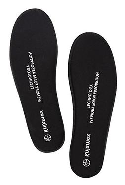 memory insoles comfort inserts shock