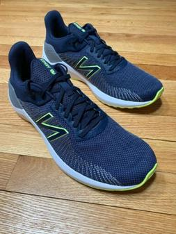 New Balance Men's VENTR Shoes Comfort Insert Navy & Yellow M