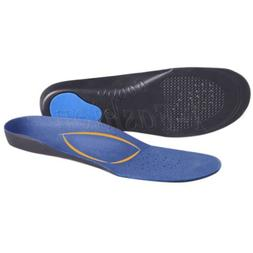 Men's Women's Plantar Fasciitis Orthotic Shoes Inserts Arch