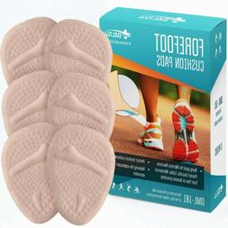 Metatarsal Pads Ball of Foot Cushions  - Forefoot Cushions S