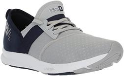 New Balance Women's Nergize v1 Fuelcore Cross Trainer, Silve