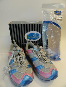 NEW Dr. Comfort Women's Refresh Berry Athletic Shoes w/ Gel
