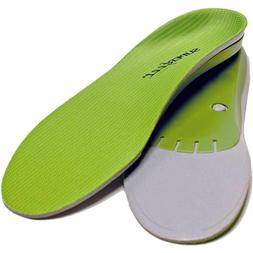 New Green Superfeet Insoles Orthotics Shoe Inserts, Sizes -