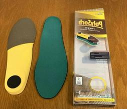 New Spenco PolySorb Hiker Replacement Insoles Shoe Insert Su
