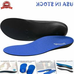 POWERSTEP ORIGINAL Shoe Insoles Orthotic Arch Supports Full
