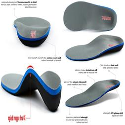 Orthotic Insoles For Flat Ft Shoe Inserts Plantar Fasciitis