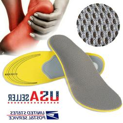 Orthotic Shoe Insoles for plantar fasciitis Flat Feet arch S