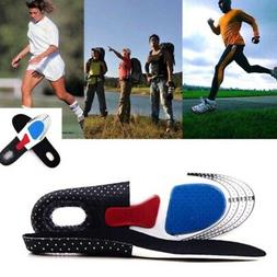 Orthotic shoe Insoles Arch Support Heel Plantar Fasciitis Or