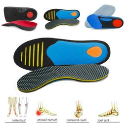 Orthotic Shoe Insoles Comfort Arch Support Forefoot Fr Plant