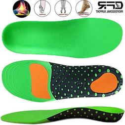 CFR Orthotic Shoe Insoles Inserts Classic Arch Support Plant