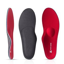 Orthotics Insoles/Inserts/Pads with Arch Supports for Flat F