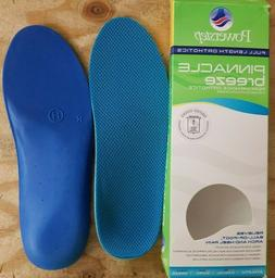 Powerstep Pinnacle Breeze Shoe Insoles – Shock-Absorbing A