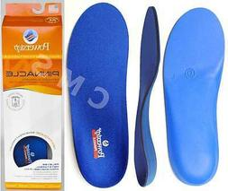 POWERSTEP PINNACLE Orthotic Arch Supports Shoe Insoles Origi