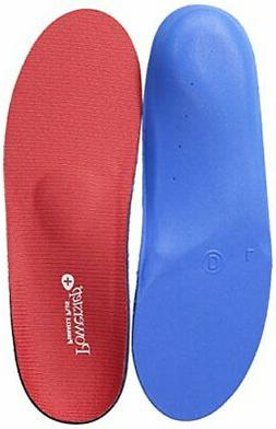 Powerstep Pinnacle Plus Full Length Orthotic Shoe Inserts -