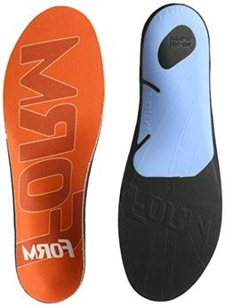 FORM Premium Insoles Reinforced with EnduraHeel-Custom Fitti