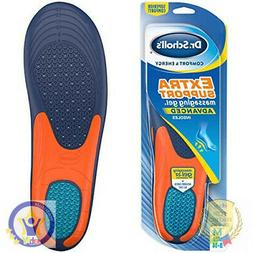 Dr. Scholls Comfort and Energy Extra Support Insoles for Men
