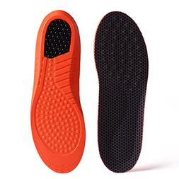 GAOAG Shock-absorptation Breathable Insole Orthotics Gel Spo