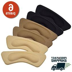 Shoe Inserts For Heels That Slip Back Pads High Cushions Loo