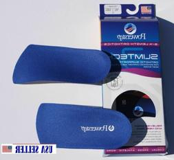 POWERSTEP SLIM-TECH 3/4 Length Orthotic Arch Supports Shoe I