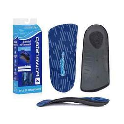 Powerstep Slimtech Orthotic Supports 3/4 Length Insoles Shoe