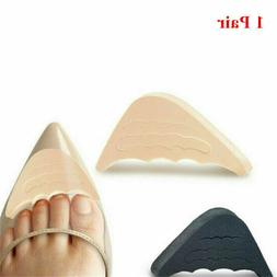 Sponge Insole Shoe Cushion Inserts Toe Cap Adjust High Heel