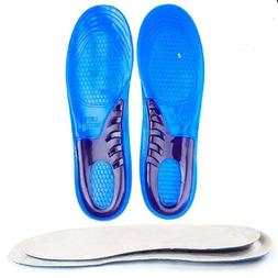 Sports Gel Insole Shoe inserts for Walking Hiking Plantar Fa