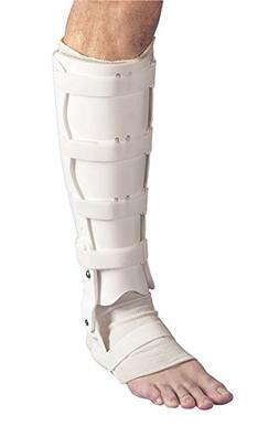 AliMed Tibial Fracture Orthosis   w/Shoe Insert, Left, Large