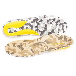 Superfeet Trail Cool Comfort Premium Hunting Insoles, Coyote