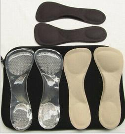 Women 3/4 insoles High Heels Shoes Orthotic Arch Support Cus